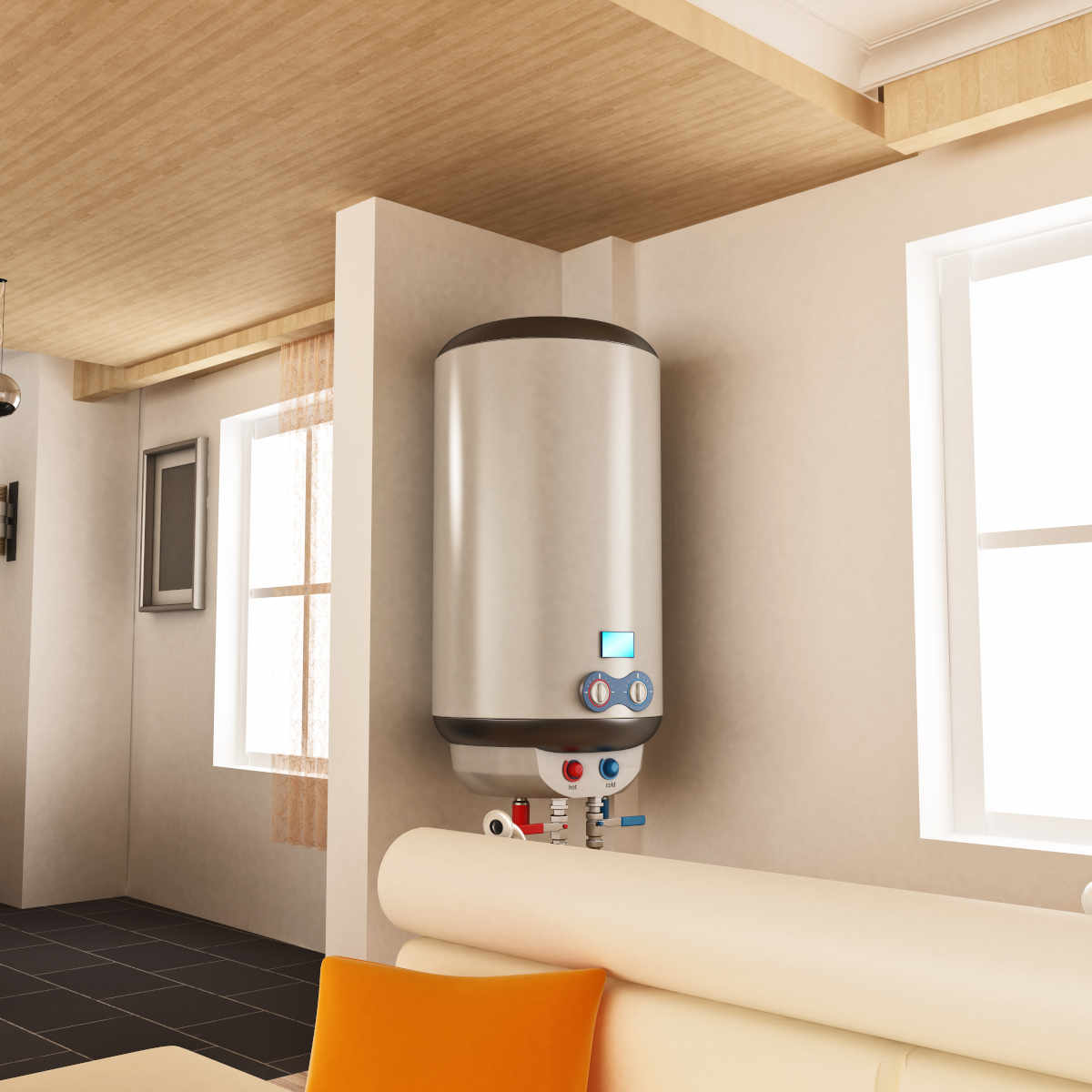 Water Heater Consumes Too Much Power: Find, Fix & Save $$$